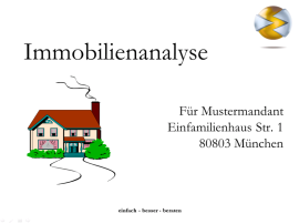 Immobiliencheck