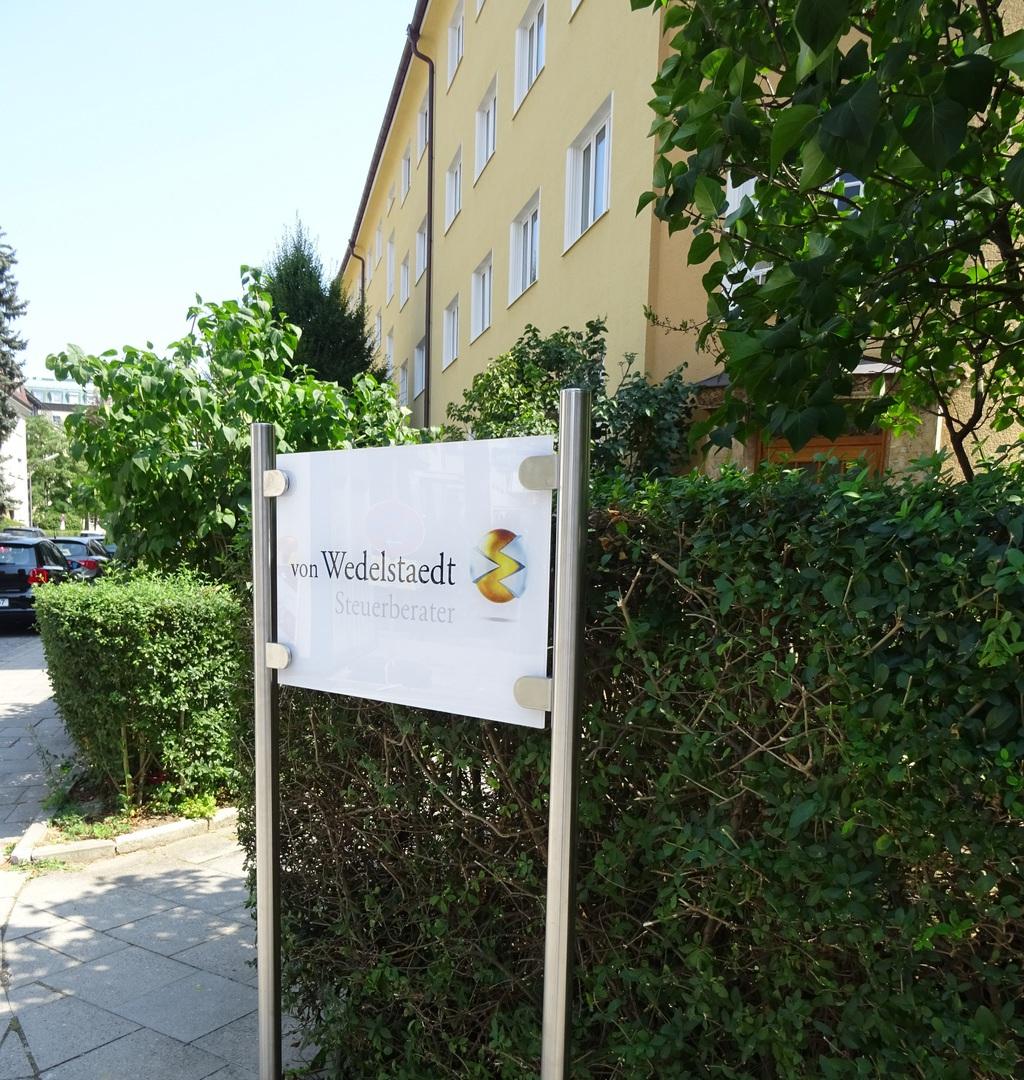 Steuerkanzlei Bogenhausen von Wedelstaedt